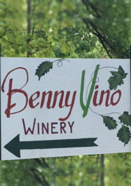 Benny Vino Urban Winery